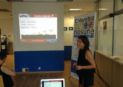 Presentación Noemi Sosa
